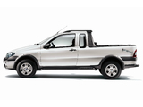 Fiat Strada Adventure EU-spec 2006–12 pictures