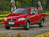 Fiat Strada Working CE 2009 images