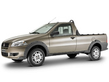 Fiat Strada Working CS 2009 images