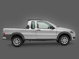 Fiat Strada Trekking CE 2009–12 pictures