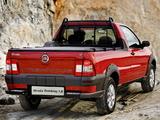 Fiat Strada Trekking CS 2009–12 wallpapers