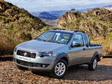 Fiat Strada Trekking CE 2009–12 wallpapers