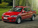 Fiat Strada Trekking CD 2012 images
