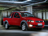 Fiat Strada Trekking CE 2012 wallpapers