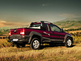 Fiat Strada Adventure Long Cab by Lumberjack 2012 wallpapers