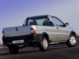 Images of Fiat Strada ZA-spec 2005–12