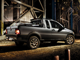 Images of Fiat Strada Trekking Long Cab EU-spec 2012
