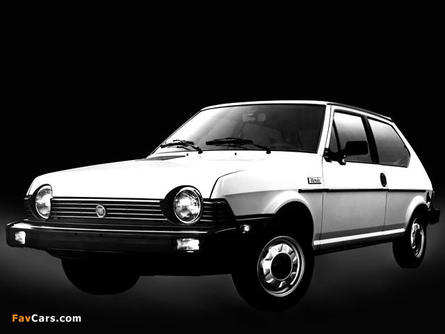 Photos of Fiat Strada 3-door 1978–82 (640 x 480)