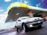 Photos of Fiat Strada EU-spec 2003–06