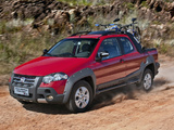Photos of Fiat Strada Adventure CD 2009–12