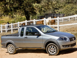 Photos of Fiat Strada Trekking CE 2009–12