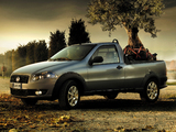 Photos of Fiat Strada Trekking Short Cab EU-spec 2012