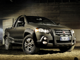 Photos of Fiat Strada Adventure Crew Cab EU-spec 2012