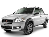 Pictures of Fiat Strada Working CD 2009