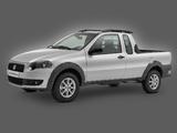 Pictures of Fiat Strada Trekking CE 2009–12