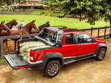 Pictures of Fiat Strada Adventure CD Mangalarga Marchador 2013