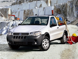 Fiat Strada Short Cab EU-spec 2006–12 wallpapers