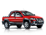 Fiat Strada Adventure Crew Cab EU-spec 2012 wallpapers