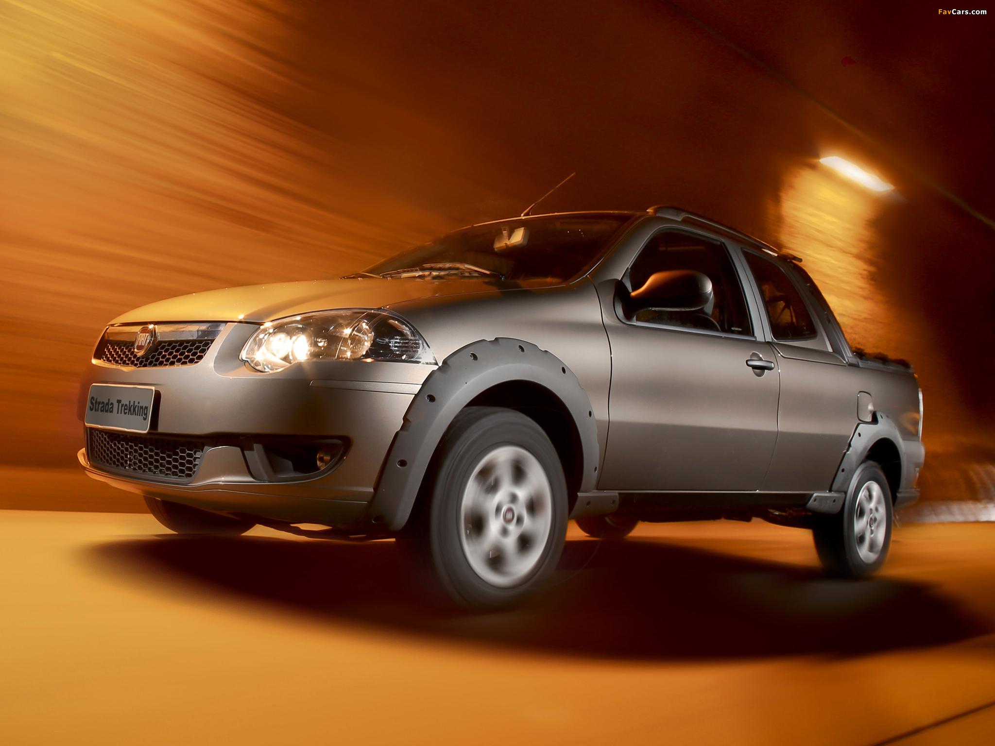 Fiat Strada Trekking CD 2012 wallpapers (2048 x 1536)