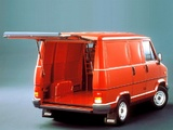 Fiat Talento Van 1989–90 photos