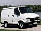 Fiat Talento Van 1990–94 images