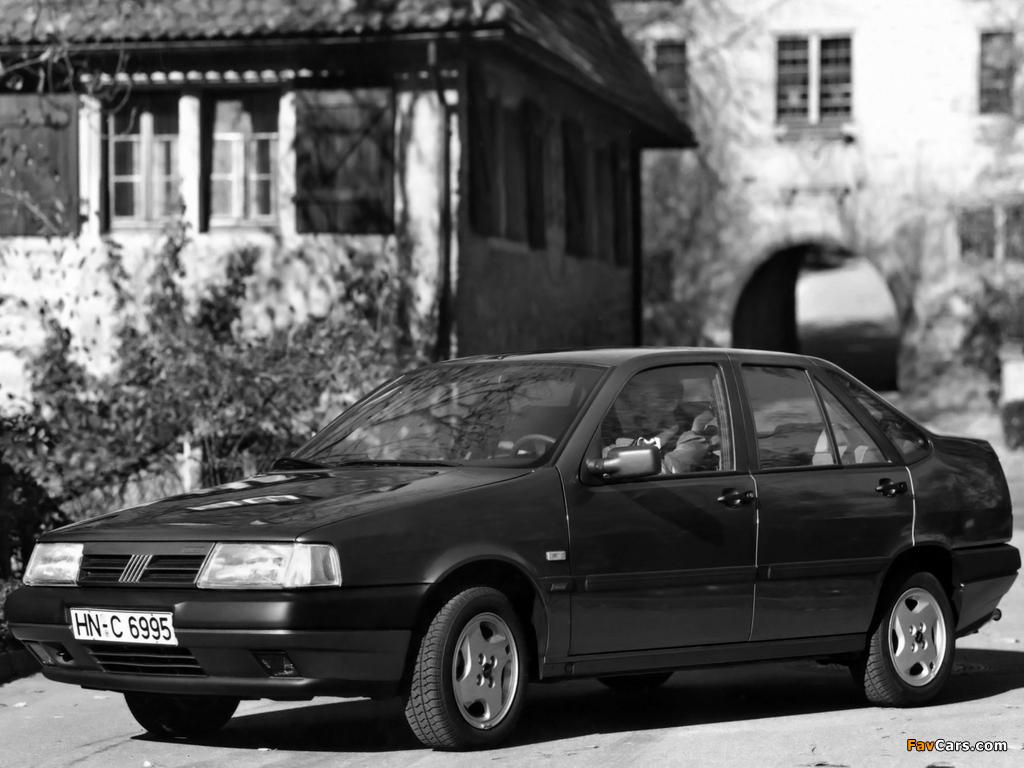 Fiat Tempra 1990–93 photos (1024 x 768)