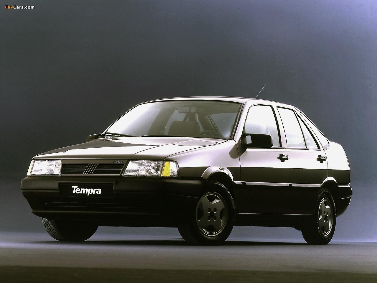 Fiat Tempra BR-spec 1991–94 images (1280 x 960)