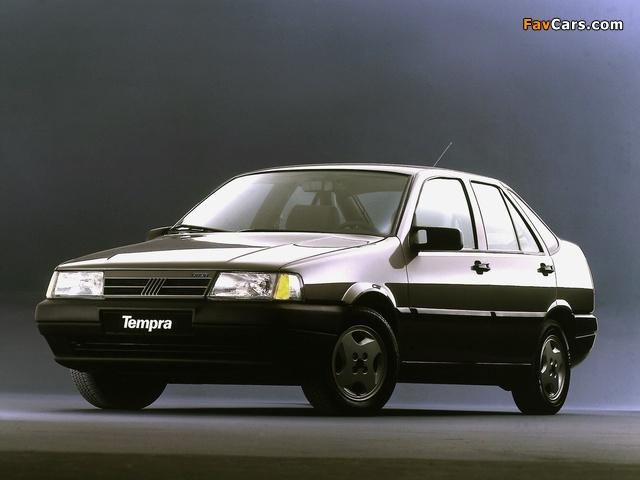 Fiat Tempra BR-spec 1991–94 images (640 x 480)