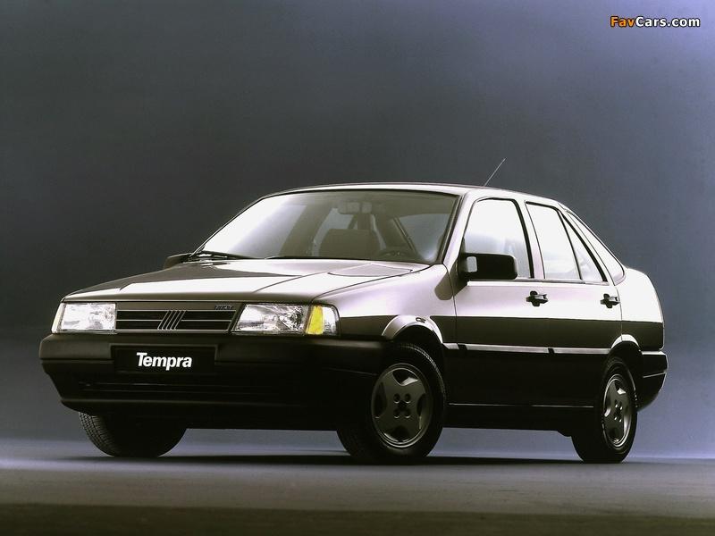 Fiat Tempra BR-spec 1991–94 images (800 x 600)