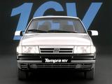 Fiat Tempra 16V 2-door BR-spec 1993–94 images