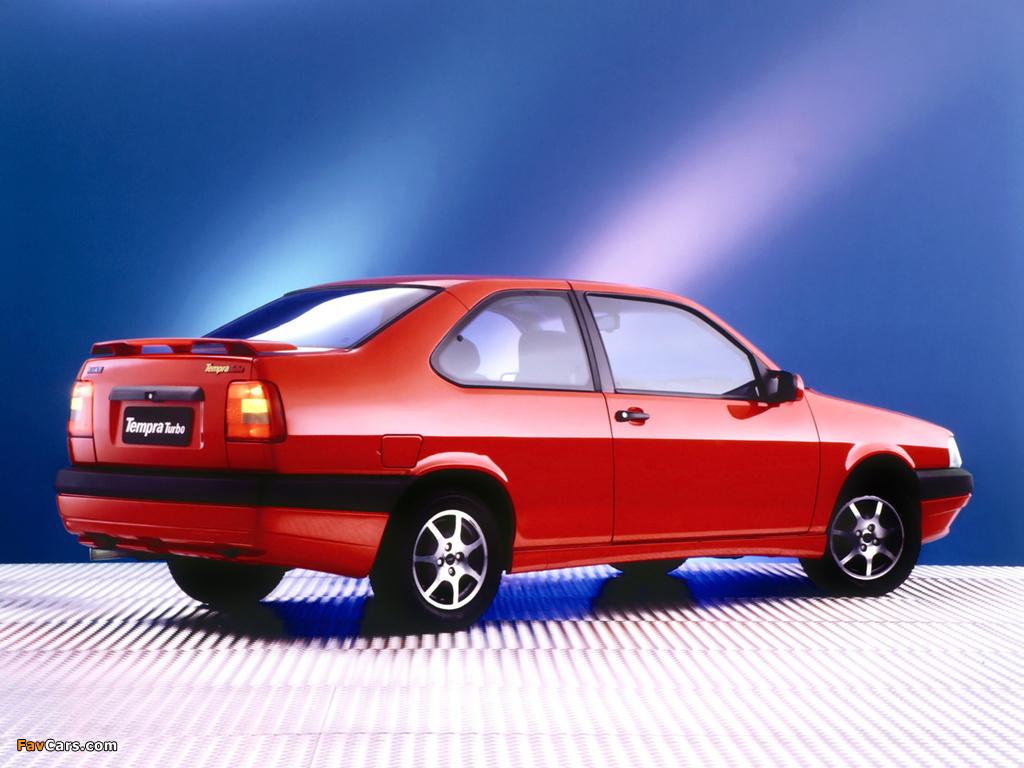 Pictures of Fiat Tempra Turbo 2-door BR-spec 1994–96 (1024 x 768)