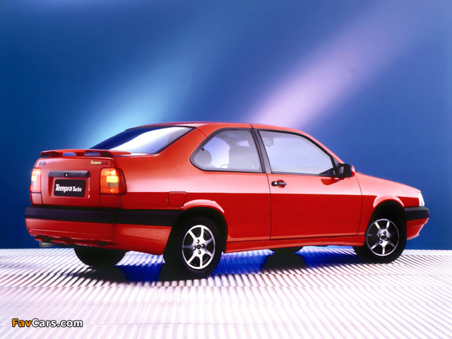 Pictures of Fiat Tempra Turbo 2-door BR-spec 1994–96 (640 x 480)