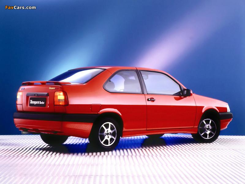 Pictures of Fiat Tempra Turbo 2-door BR-spec 1994–96 (800 x 600)