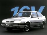 Fiat Tempra 16V 2-door BR-spec 1993–94 wallpapers