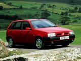 Fiat Tipo 2.0 i.e.16V UK-spec 1991–93 pictures