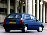 Fiat Tipo 3-door UK-spec 1993–95 photos