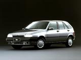 Images of Fiat Tipo 5-door 1993–95