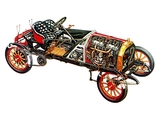 Pictures of Fiat Typ 130 HP Grand Prix Corsa 1907