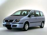 Fiat Ulysse 2002–10 wallpapers