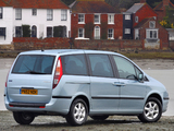 Pictures of Fiat Ulysse UK-spec (179) 2003–05