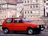Fiat Uno 3-door (146) 1983–89 photos