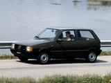 Fiat Uno 3-door (146) 1983–89 wallpapers