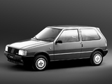 Fiat Uno Turbo i.e. (146) 1985–89 photos