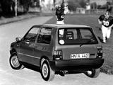 Fiat Uno Turbo i.e. (146) 1985–89 wallpapers