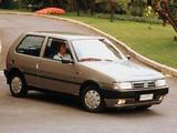 Fiat Uno 3-door 1989–95 photos