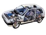 Fiat Uno 3-door 1989–95 wallpapers