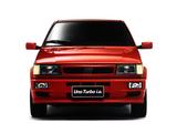 Fiat Uno Turbo i.e. BR-spec 1994–96 images