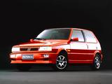 Fiat Uno Turbo i.e. BR-spec 1994–96 pictures