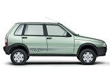 Fiat Uno Way ZA-spec 2007–08 images