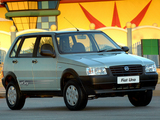 Fiat Uno Way ZA-spec 2007–08 photos